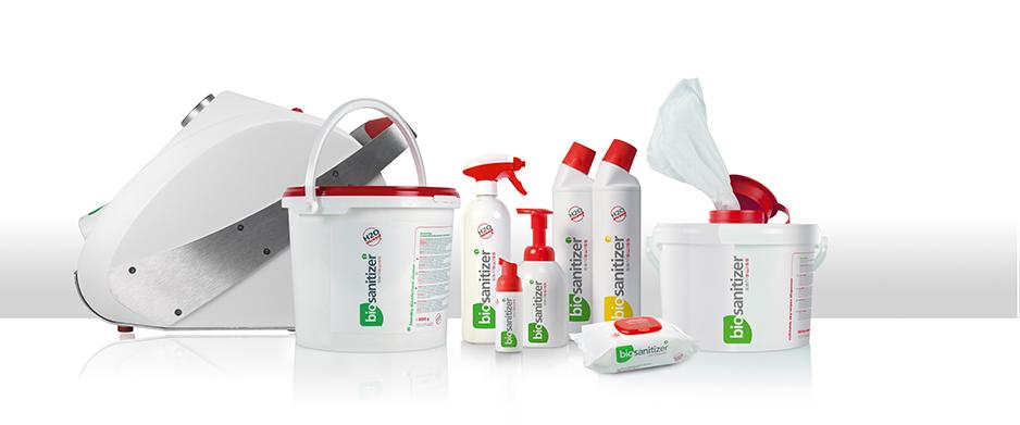 Sản phẩm khử trùng - khử khuẩn